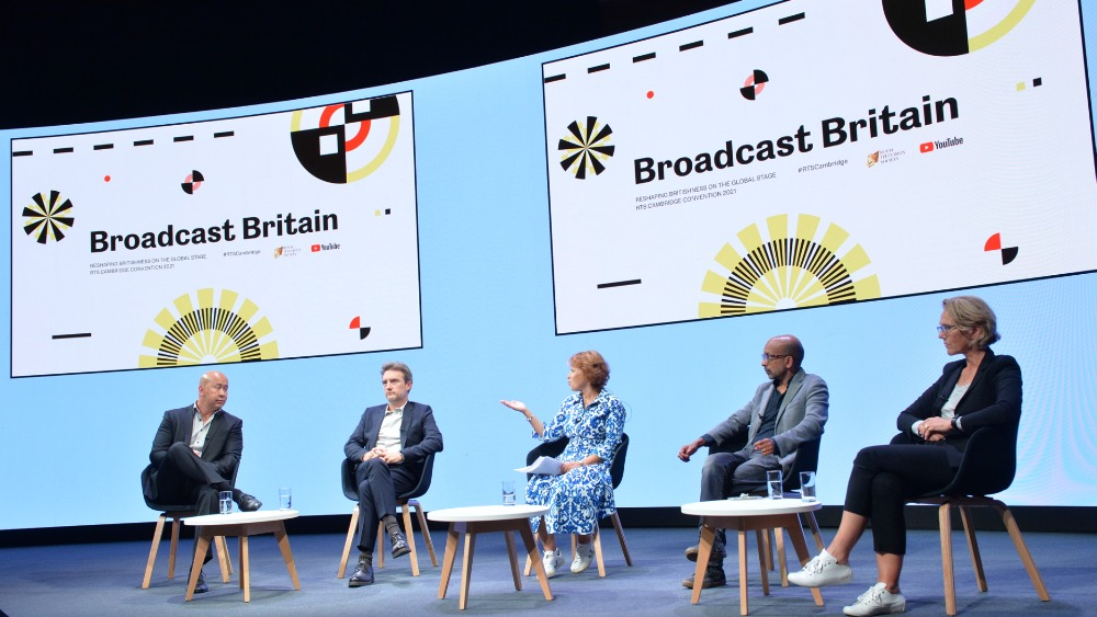 Netflix to Grow Coproduction Partnership With U.K. Public Service Broadcasters