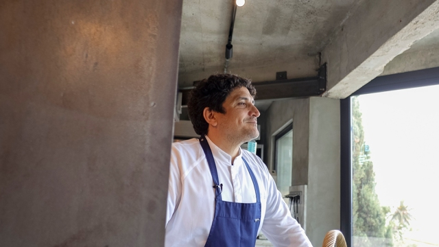 Argentine Chef Mauro Colagreco and its Filmmakers Expound on Doc 'Reinventing Mirazur'.jpg