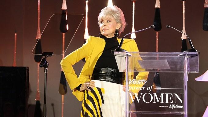 Rita Moreno Power of Women Speech