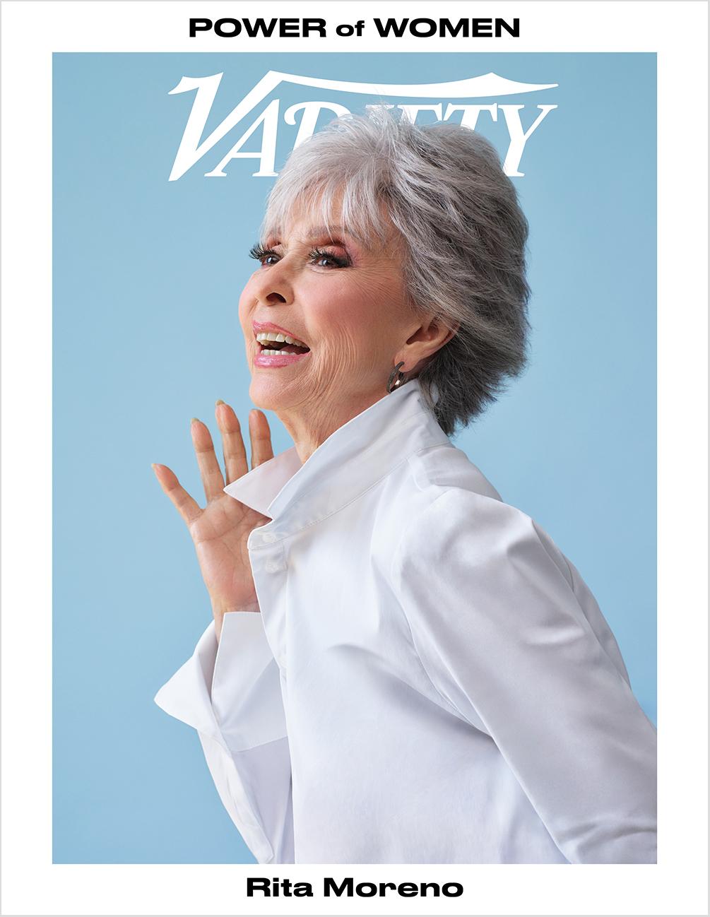 Rita Moreno Power of Women Variety