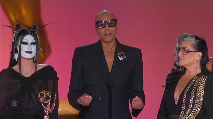 RuPaul Emmys Win Drag Race