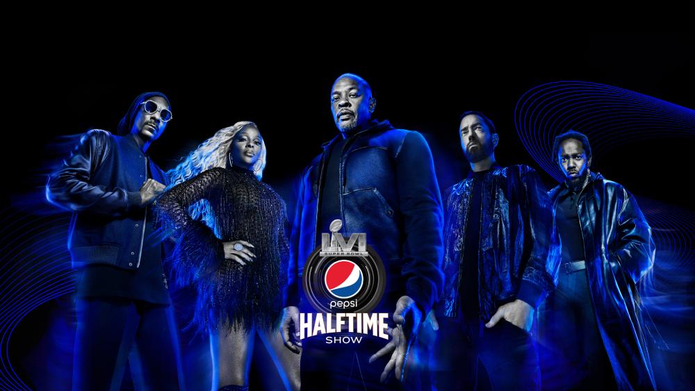 Super Bowl Halftime: Dr. Dre, Snoop, Eminem, Mary J. Blige, Kendrick