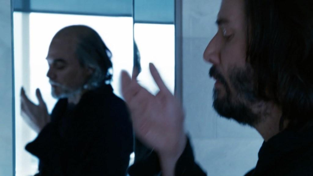 Screen Shot 2021 09 07 at 10.02.51 AM - 'The Matrix Resurrections' Debuts Mysterious First Teaser