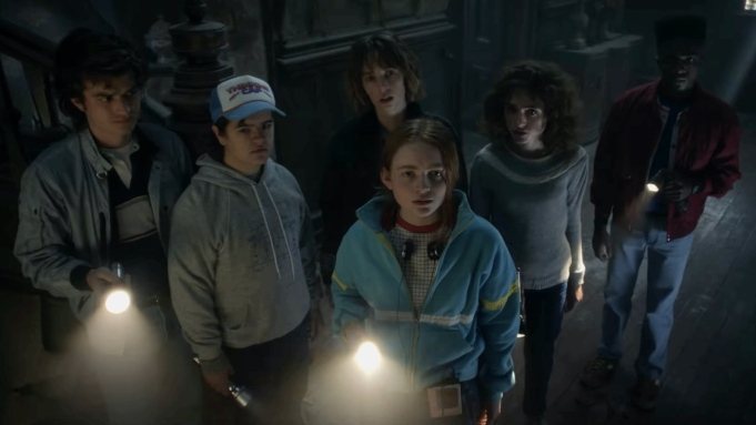 Stranger Things Season 4 Teaser Reveals Creepy New Location - Variety
