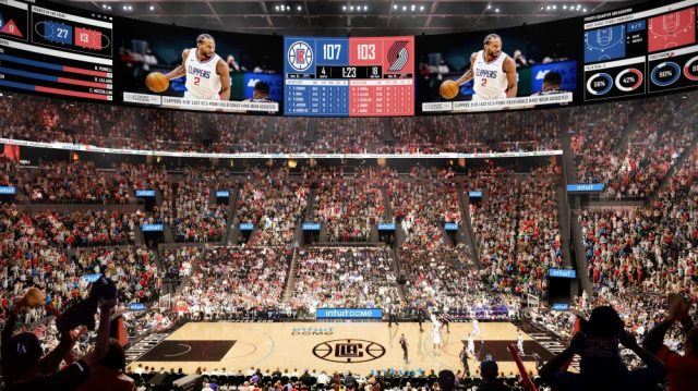 Los Angeles Clippers Break Ground and Set Naming Rights Pact for Inglewood Arena.jpg