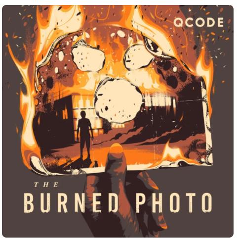 Burned images - Qcode, Vertigo Entertainment