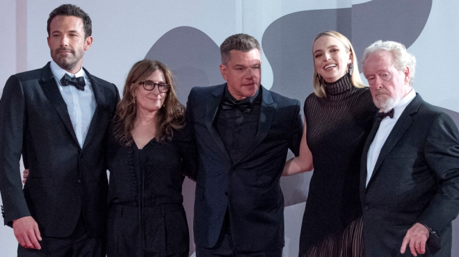 Ben Affleck, Jennifer Lopez Take Center Stage at 'The Last Duel' Premiere, But Jodie Comer's Performance Stokes Applause