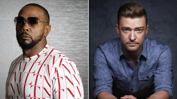 Justin Timberlake Timbaland