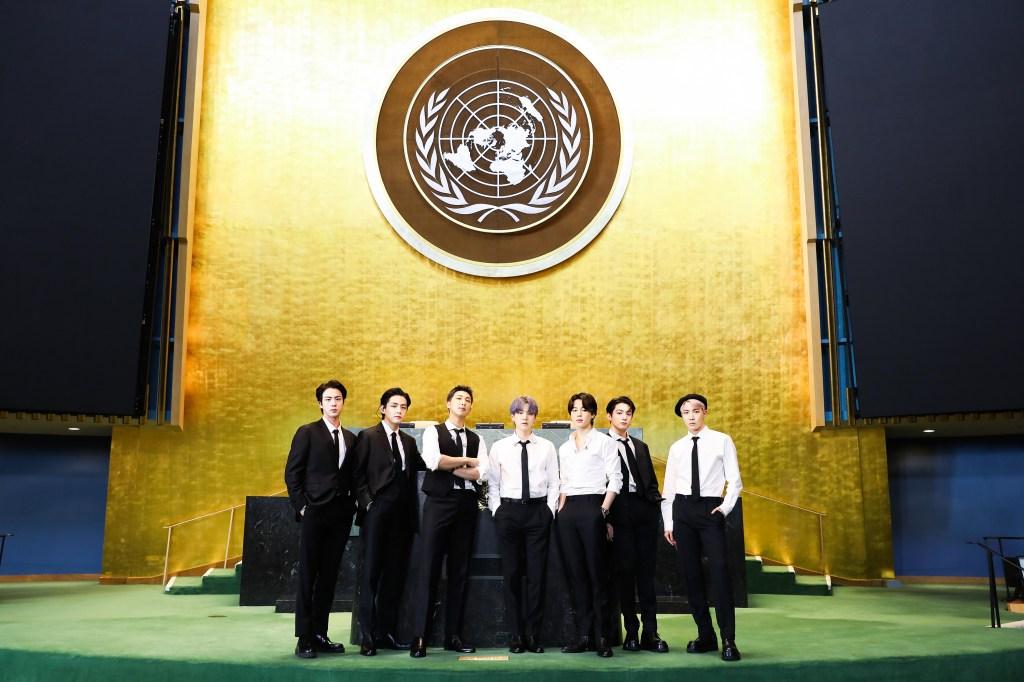 BTS UN