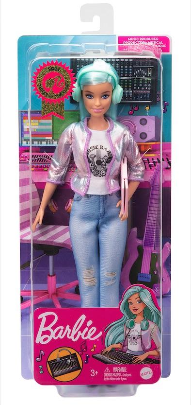 Barbie music