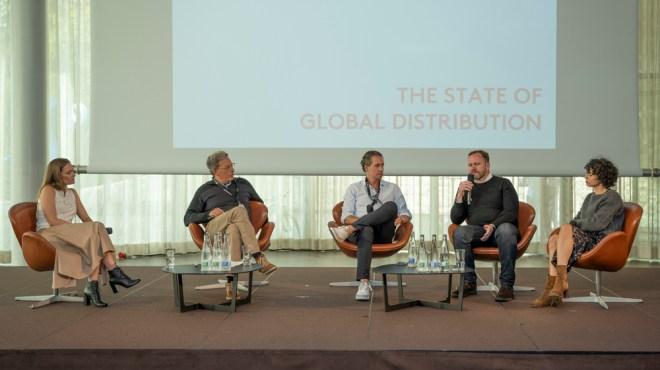 Zurich Summit Mulls the Future of Film Distribution