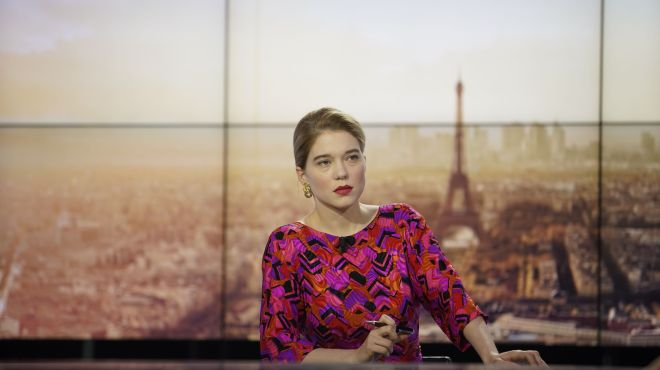 Lea Seydoux Starrer 'France' Lures Major Buyers for Indie Sales (EXCLUSIVE)
