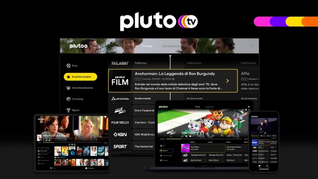 ViacomCBS' Pluto TV Sets Italy Launch for October With 40 Channels (EXCLUSIVE).jpg