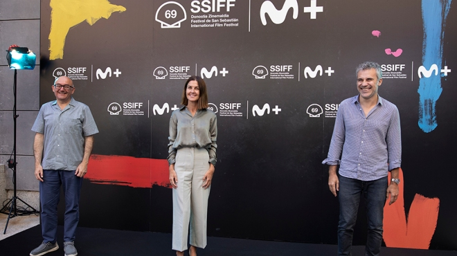 San Sebastian Festival Virtual Cinema to Bow on Movistar Plus