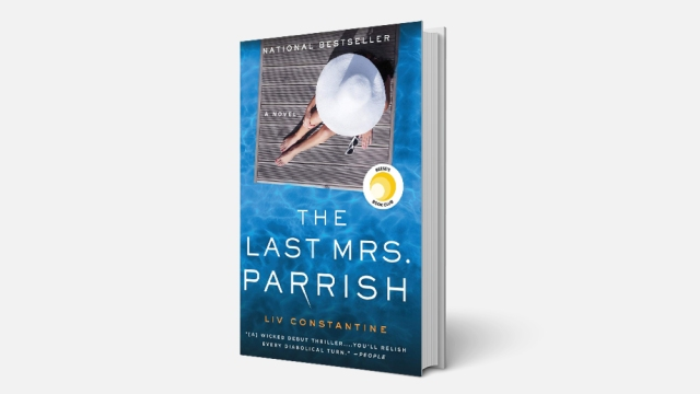 Netflix to Turn Twisted Novel 'The Last Mrs. Parrish' Into Movie (EXCLUSIVE).jpg
