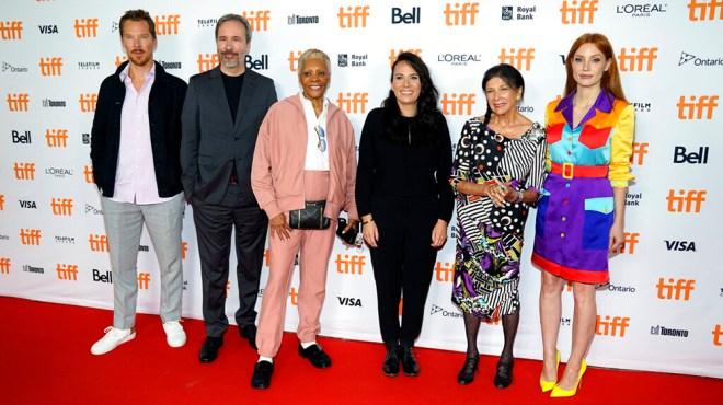 TIFF Tribute Award Winners Talk Festival Return, Fate of Movie Theaters, Quarantine Binges