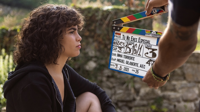 'Tú no eres especial' Producer Puy Oria on Shooting the First Netflix Original Series Filmed in Navarre