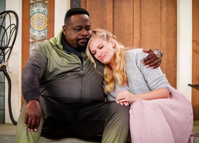 Why 'The Neighborhood' Showrunner Meg DeLoatch Drew From Chrissy Teigen and Personal Experience for Pivotal Season 4 Episode.jpg