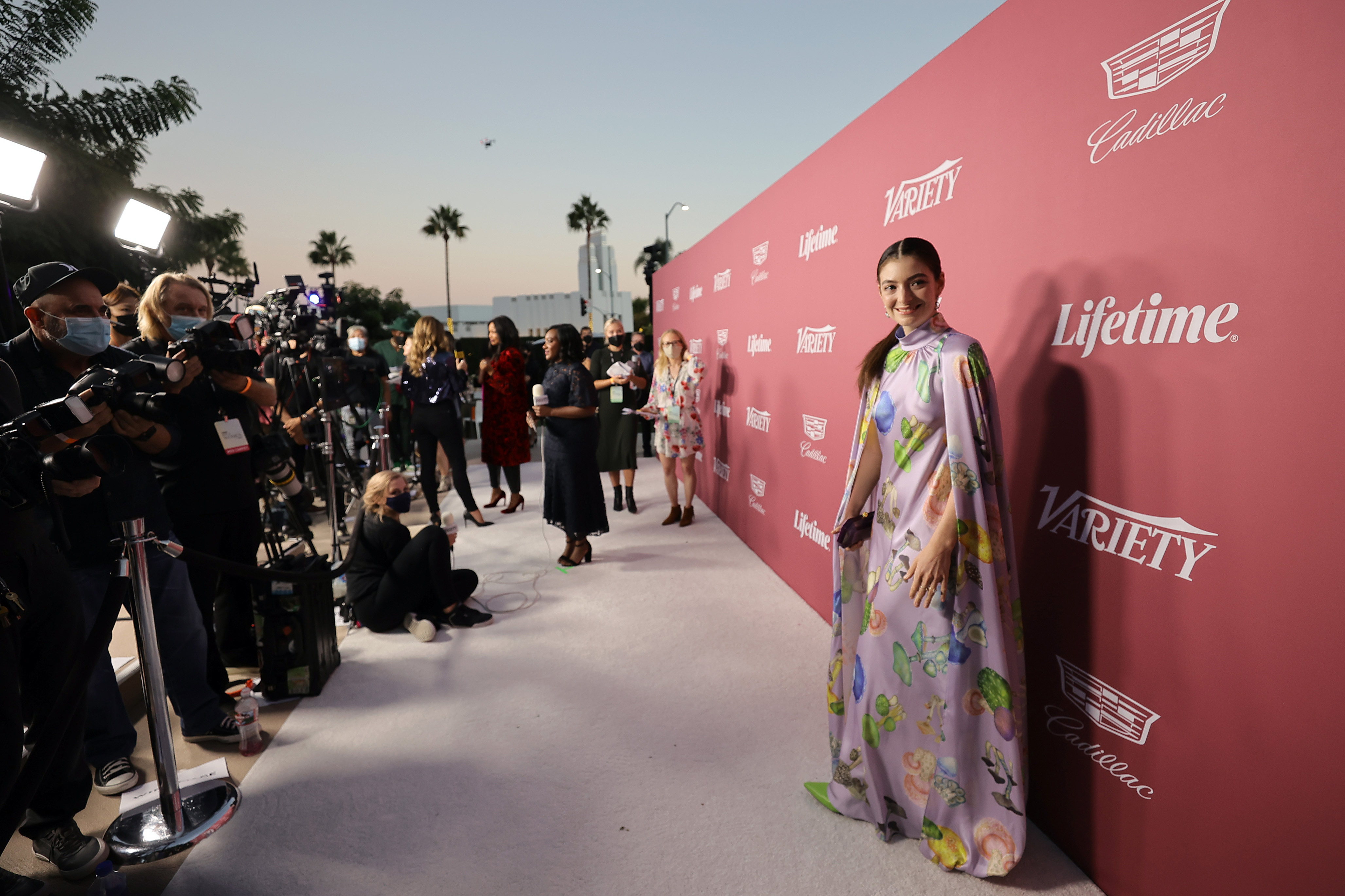 The 5 Best Moments From Variety's Power of Women Red Carpet Livestream