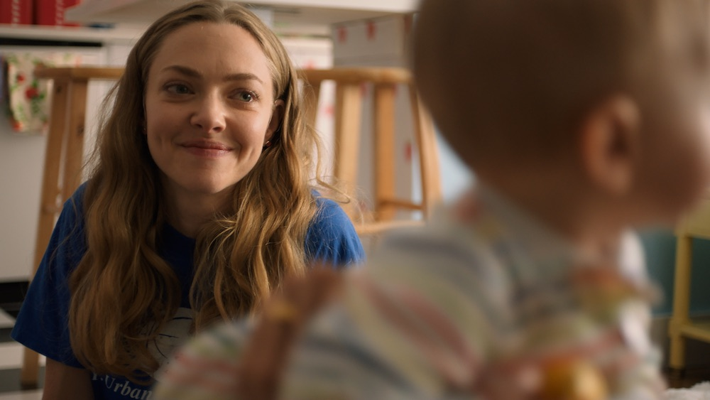 'A Mouthful of Air' Review: Amanda Seyfried Spirals in Oblique Mental Health Portrait