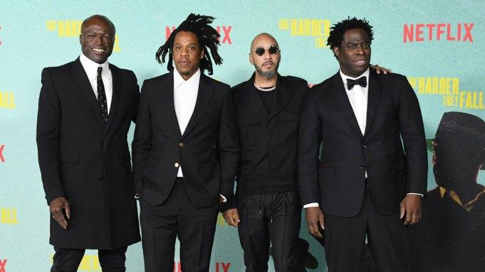Seal Jay-Z Swizz Beetz Jeymes Samuel