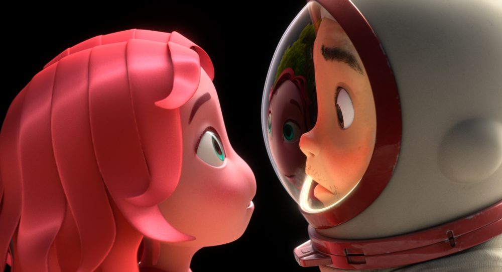 Joe Mateo's Animated Short 'Blush' Tells a Personal Story - Variety