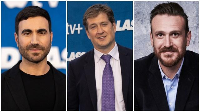 'Ted Lasso's' Brett Goldstein, Bill Lawrence Team With Jason Segel for Apple Comedy Series.jpg