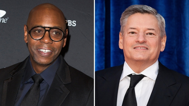 Netflix's Ted Sarandos Defends Dave Chappelle Special in Staff Memo: 'Artistic Freedom' Is Different for Stand-Up (EXCLUSIVE).jpg