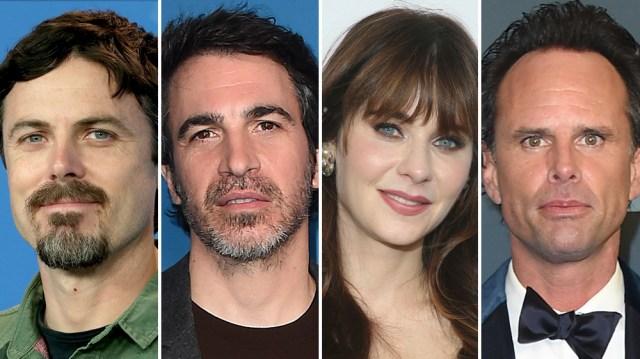 Casey Affleck, Zooey Deschanel, Walton Goggins, Chris Messina to Star in Music Drama 'Dreamin' Wild'.jpg