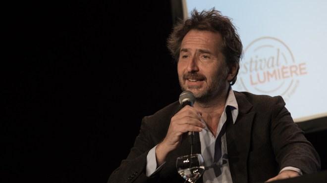 French Actor-Director Edouard Baer Talks 'Adieu Paris!' at Lumière Fest Masterclass