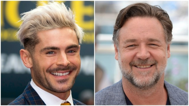 Russell Crowe, Zac Efron Join Peter Farrelly on 'The Greatest Beer Run Ever' Shoot in Thailand (EXCLUSIVE).jpg