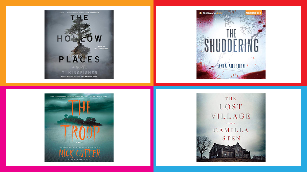 12 Horror Audiobooks That Will Chill Your Blood