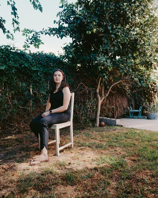 IATSE Portrait Essay Variety Amy Hartman