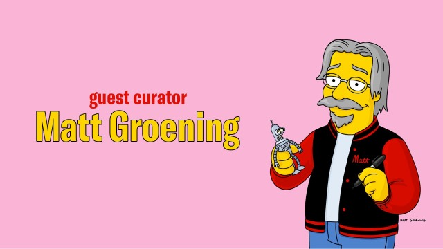 Matt Groening on His Love of Jazz, How It Found Its Way Into 'The Simpsons' and Curating a New Jazz Video Playlist for Qwest TV (EXCLUSIVE).jpg