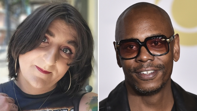 Jaclyn Moore on Boycotting Netflix Over Dave Chappelle Special - Variety