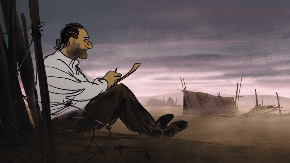 'Josep' Review: A Picture Is Worth a Thousand Words in This Animated Internment Camp Story