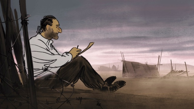 'Josep' Review: A Picture Is Worth a Thousand Words in This Animated Internment Camp Story.jpg