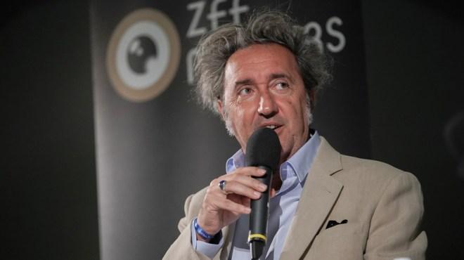 Paolo Sorrentino Receives Zurich Award, Talks Scorsese, Maradona, 'Beautiful' Sean Penn