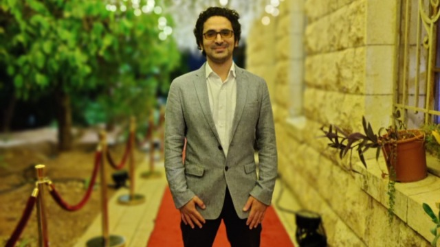 U.K.-Based Palestinian Filmmaker Said Zagha Deported From Egypt on Way to El Gouna Film Festival.jpg