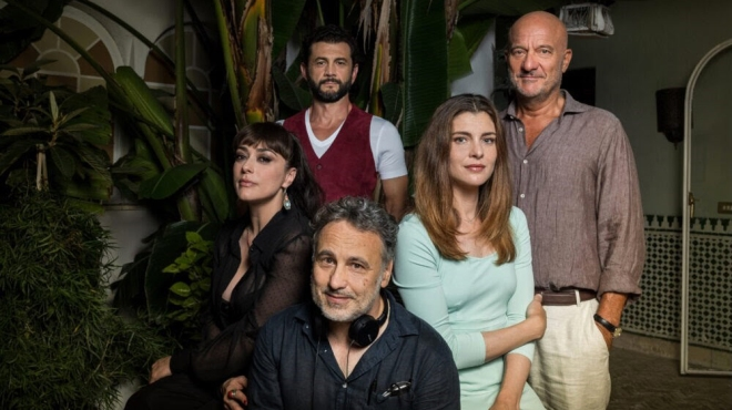Italy's 'Vicini di Casa,' the First Big Remake of Cesc Gay Hit 'The People Upstairs,' Wraps in Rome (EXCLUSIVE)