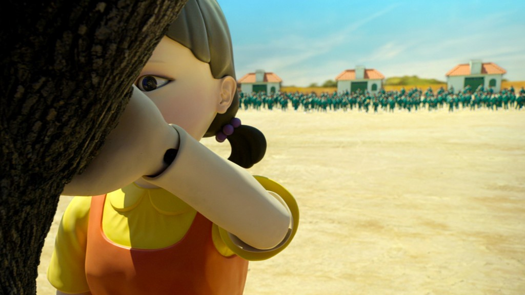 Squid Game - Netflix - Robot Girl Doll