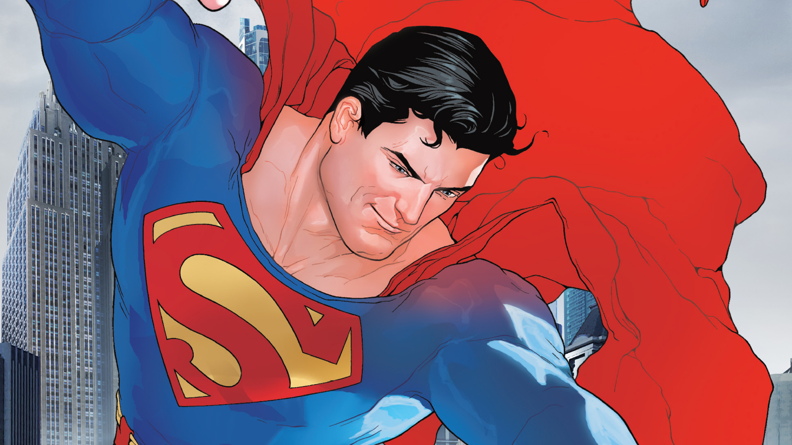 DC Comics Artist Quits After Publisher Announces Superman Will be Bisexual