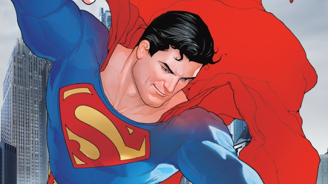 Superman Changes Motto to 'Truth, Justice and a Better Tomorrow,' Says DC Chief.jpg