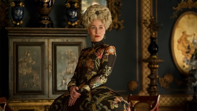 Hulu Releases First Look at Gillian Anderson in 'The Great' (TV News Roundup).jpg