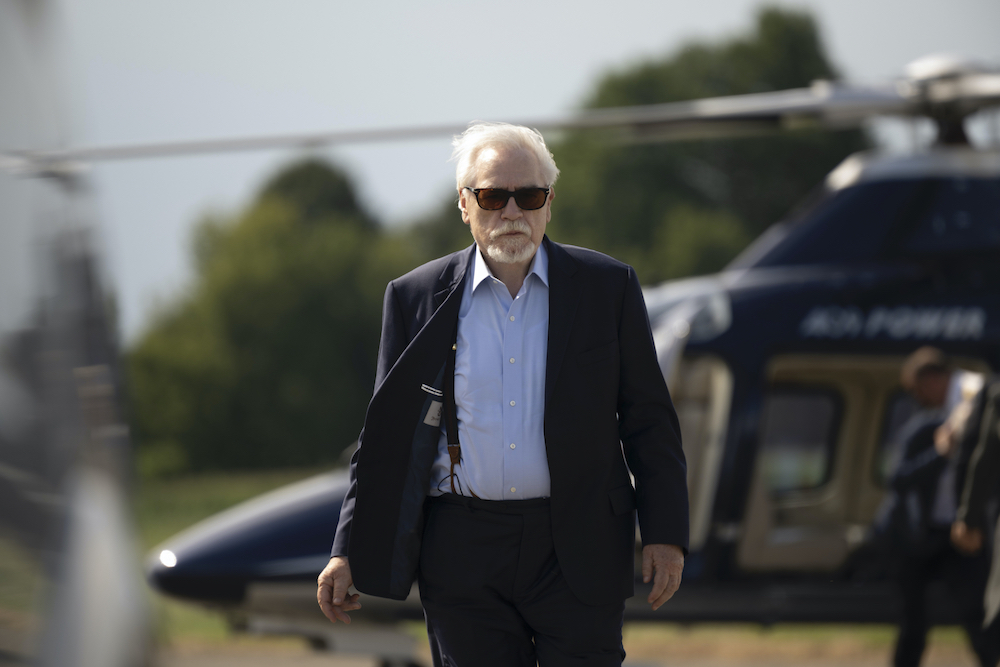 HBO Succession S3 07.12.21 Italy 301 2pt Team lands in their 2 helos & get in vans Kriti Fitts - Photo Publicist kristi.fitts@warnermedia.com Succession S2   Sourdough Productions, LLC Silvercup Studios East - Annex 53-16 35th St., 4th FloorLong Island City, NY 11101 Office: 718-906-3332
