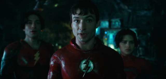 'The Flash' Movie Teaser: Multiple Ezra Millers Meet Michael Keaton's Batman.jpg