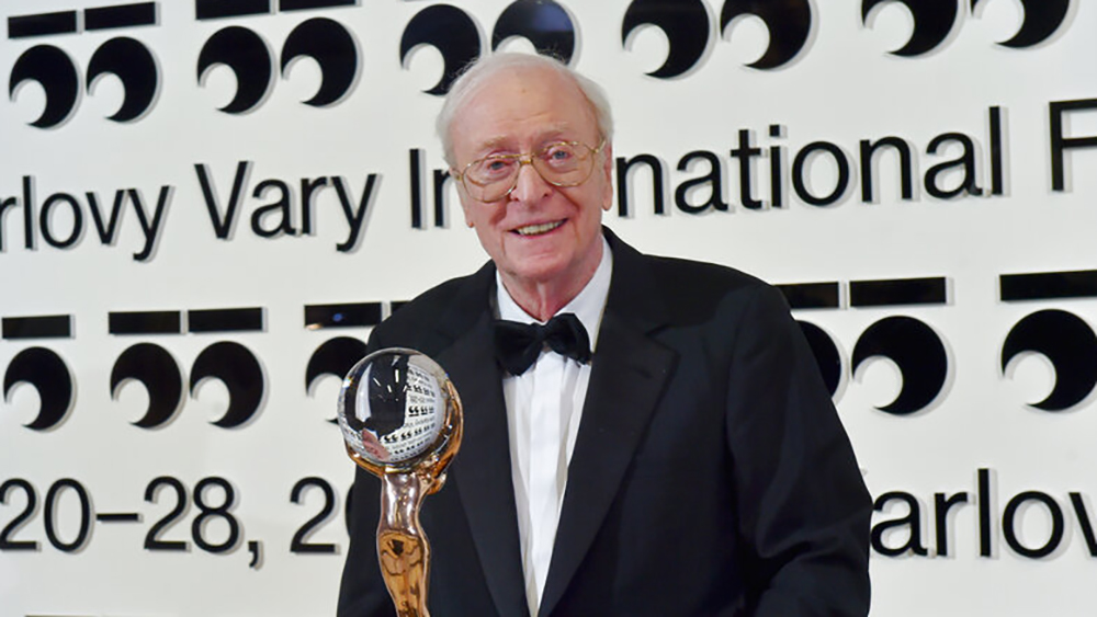 Michael Caine Is Not Retiring From Acting