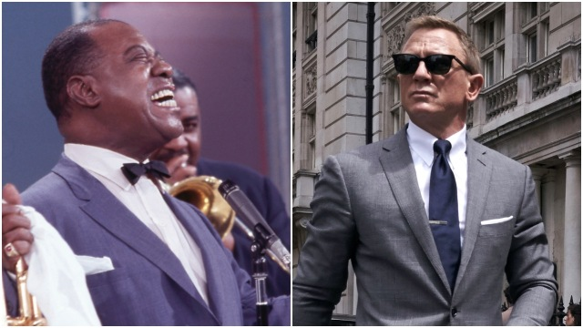 Louis Armstrong Meets James Bond, Again: Why 'We Have All the Time in the World' Plays a Key Role in 'No Time to Die'.jpg