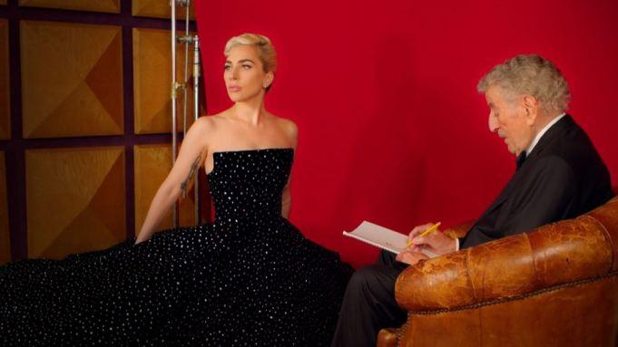 Lady Gaga Gets Teary-Eyed With Tony